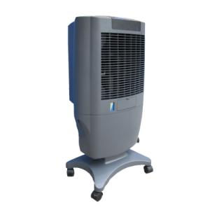 Champion cp70 portable evaporative cooler for Motor cooler on wheels